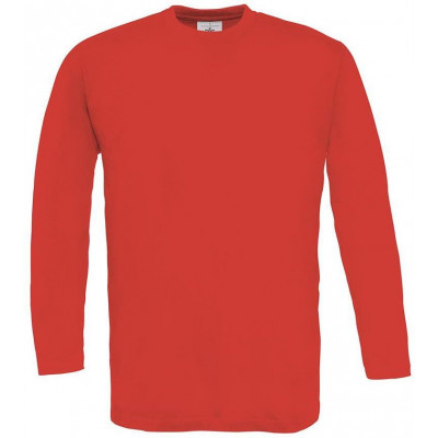 T-shirt B&C Exact 150 - lange mouw - BC-003