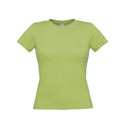 T-shirt women only - Dames - Korte Mouw - BC-012