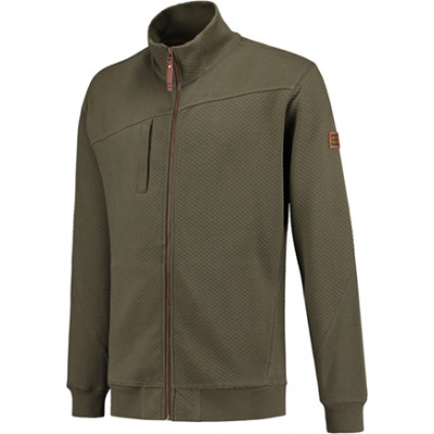 Sweater Premium Ritskraag - 304002