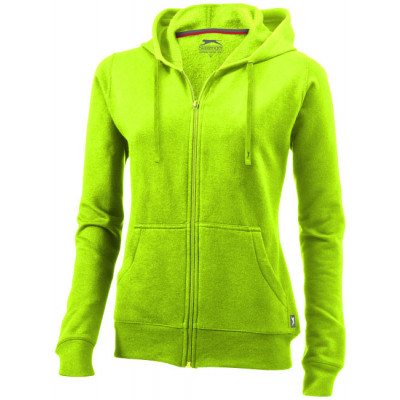 Open full zip hooded sweater dames 33241 33241