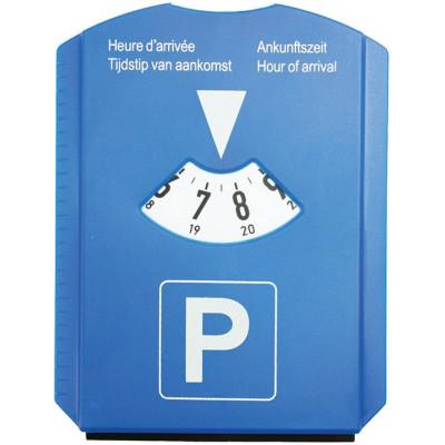 Parkeerschijf met muntjes - NIL1114