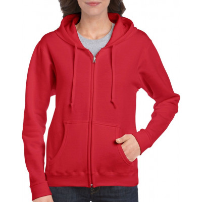 Hooded Dames Sweatvest