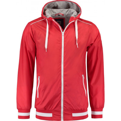 Jas Nylon, Hooded