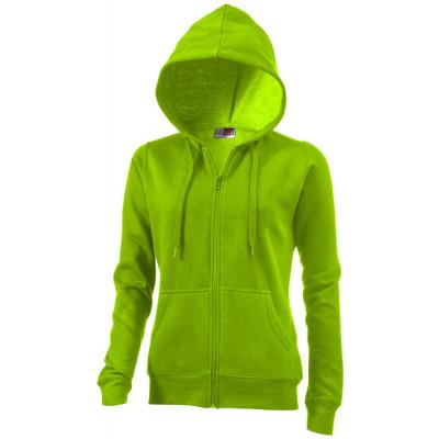 Utah hooded full zip ladies sweater - 31225