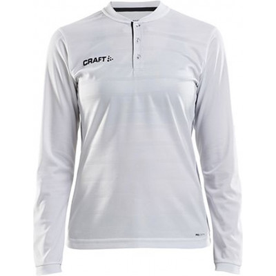 Sportshirt Pro Control Button LM Dames