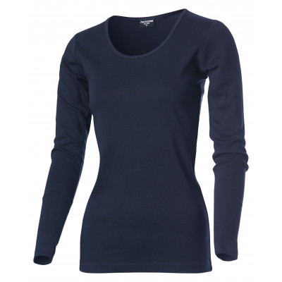 Spirit dames interlock t-shirt lange mouw - HURR50230