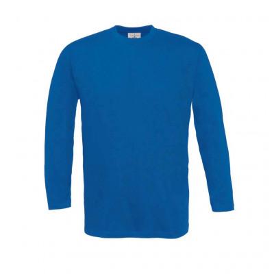 T-shirt B&C Exact 190 - Lange Mouw - BC-005