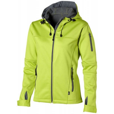 Match Softshell jack, dames - 33307