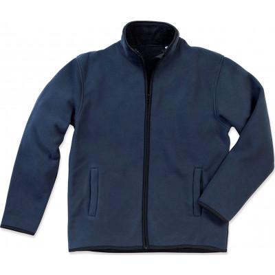 Jacket Teddy Fleece Heren
