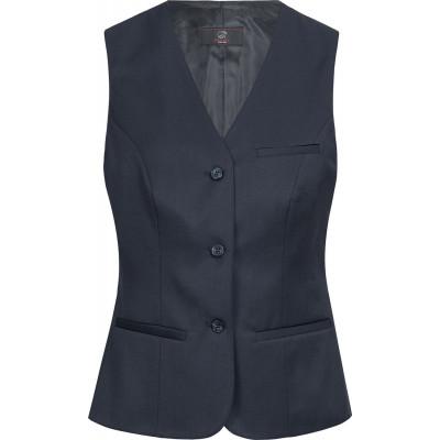 Dames Basic Gilet (comfort fit)