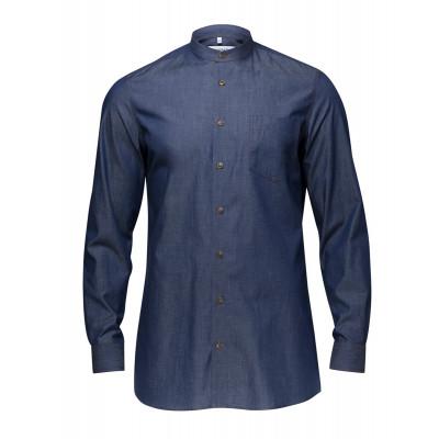 Chris Overhemd Denim Slim Fit LM (72cm)