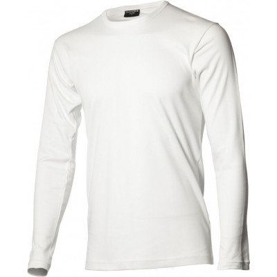 Interlock T-shirt lange mouw Spirit - HURR50226