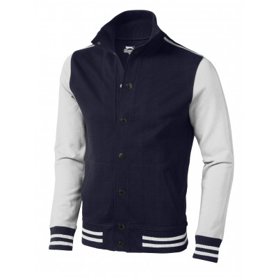Varsity sweat jacket - 33231