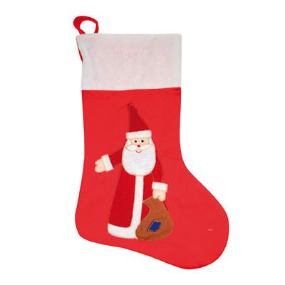 Kerst Sok met Kerstman - NIL4016