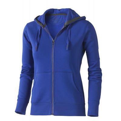 Arora Hooded dames sweat vest - 38212