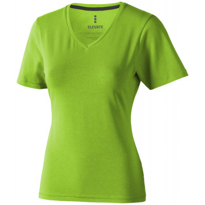 Kawartha V-hals Dames T-shirt