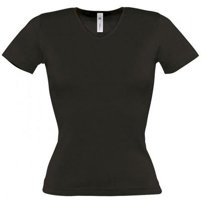 Dames T-shirt met V-hals Watch - BC-102